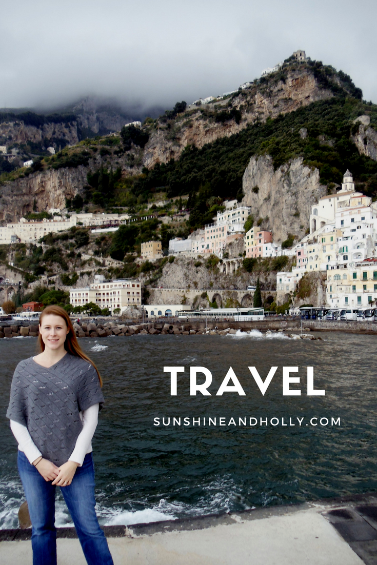 travel | italy | amalfi coast | sorrento | sunshineandholly.com